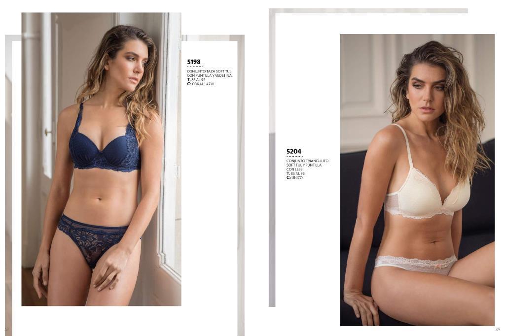 Lody corseteria catalogo 2019
