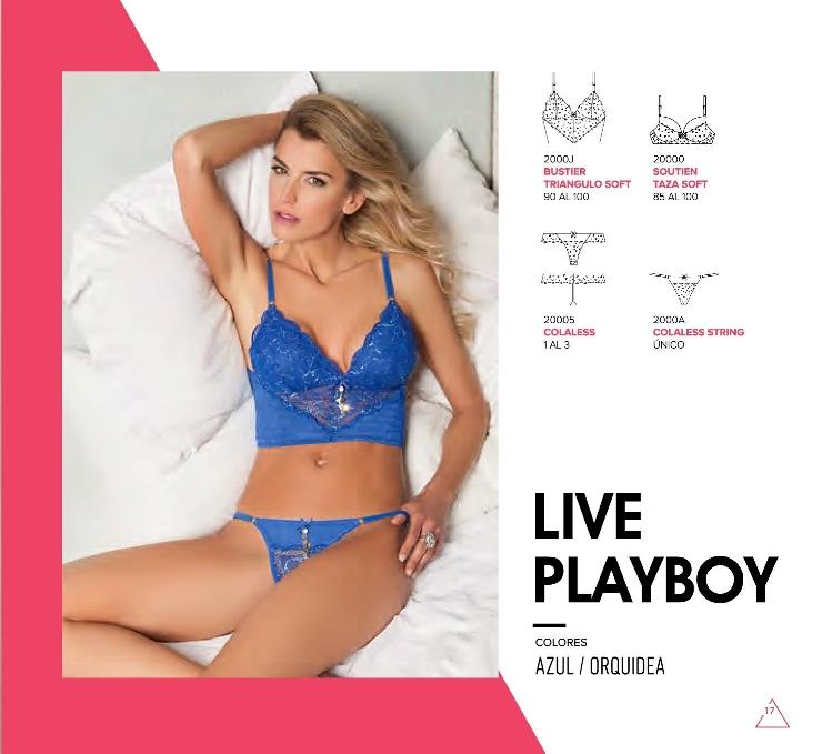 Lenceria Playboy
