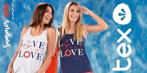 Catalogo lencatex pijamas de verano 2019