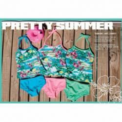 Malla para niña Pretty summer