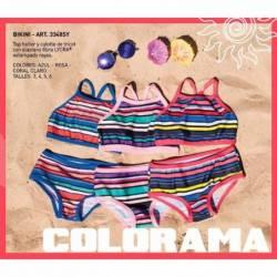 Malla para niña Colorama